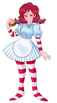 Wendy's Grill by eye-drool