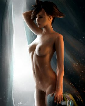 Tracer (fast painting) UNCENS by SIBIROK
