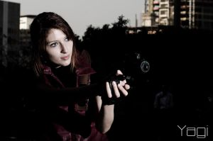 Survivor: Claire Redfield by YagiPhotography
