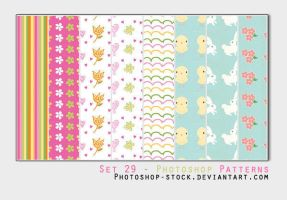 Set 29 - Photoshop Patterns by photoshop-stock