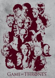 Game Of Thrones by wildtimez