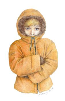 Kenny McCormick by AlessiaPelonzi