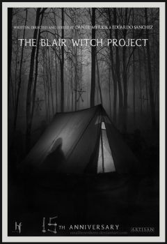 The Blair Witch Project by smalltownhero