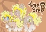 TimeStep Ref by StarlightLore