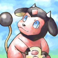 Miltank by SailorClef