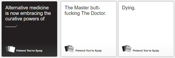 Cards Against Humanity 359 by thetrollsapprentice