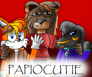 Channel Banner 2018 by papiocutie