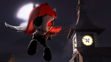 The terror that flaps in the night by Optimus97