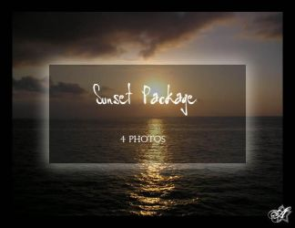 Sunset Package by Arsenica-stock