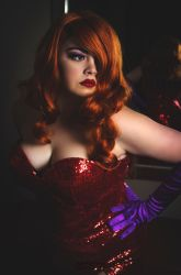 Jessica Rabbit by sintar