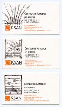 Business cards 01 by horlet