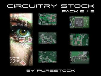 Circuitry Stock Images Pack 2 by PureStock
