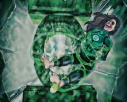 Jessica Cruz Tickling by pepecoco