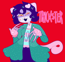 TRICKSTER NEPETA by pechhi