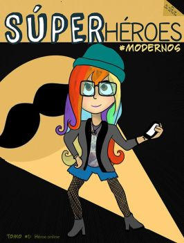 Super Heroes Modernos-pagina 1 by isabellafan4ever