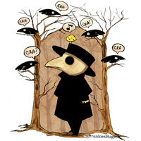 Plague Doctor VIII by FrankiesBugs