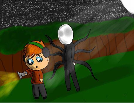 Torch, Is that you breathing down my neck?(Pewdie) by Dragonsong3