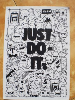 JUST DO IT by TikaAfni25