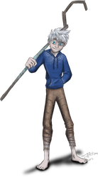 Jack Frost by JustAutumn