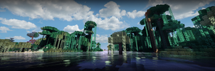 The Beauty of Minecraft by At-MsUpload