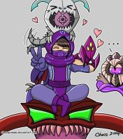 LoL - We are the Best(Void)-friends ever by chazzpineda