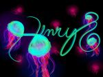 Henry Name Calligraphy by Miss-Kimi-Kimi-Chan