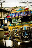 Pinoy Jeepney by jarvisvernoncoong