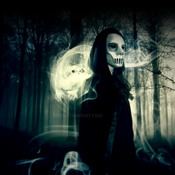 Death Eater Hermione by Sx2
