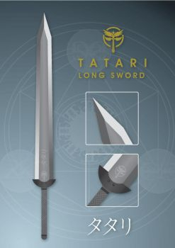 Long sword by waill