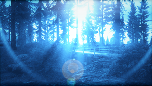 Grand Theft Auto V: Poleto Forest by AboveTheLawHD