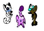 Adopts 4 by emmbug124
