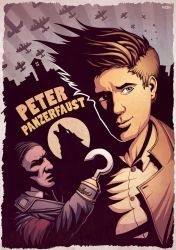 Peter Panzerfaust by alexsollazzo