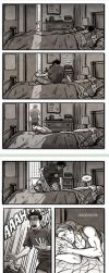 Dream - fancomic Billy and Teddy by Cris-Art