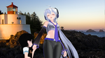 TS4 x MMD_Meet Favourite Idol by FatinFantine