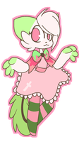 New design(?) by Pastel-Strawberry