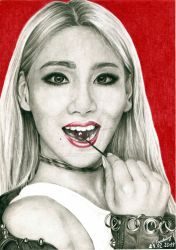CHAERIN'S CHERRY by Lilleandra
