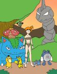 Misty Goes Savage by streetgals9000 by JQroxks21