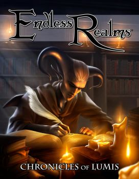 Endless Realms - Chronicles of Lumis by jocarra