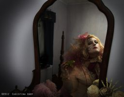The Painted Doll Costume by LavenderIllustration