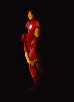 Ironman Colour by theOZmosis