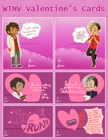 WTNV Valentine Cards by dontevenknow-anymore