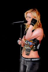 Kelly Clarkson oil painting by jlim51