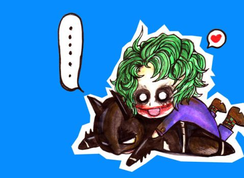 Why So serious ... by x-gogole-x
