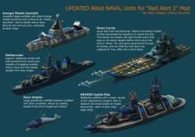 RA2 mod- NEW Allied Navy by Harry-the-Fox
