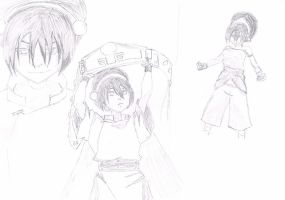 Toph is the best by RikThunder