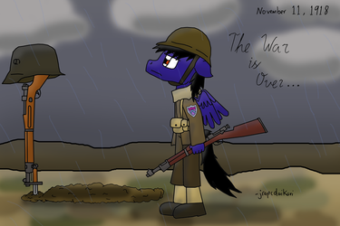 The War is Over 2018 by jrapcdaikari