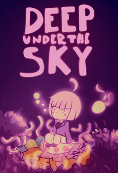 Deep Under The Sky by PYoshi