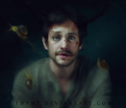 Will Graham by ymymy