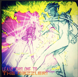 Leave this one to The Dazzler by mikeysammiches