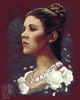 Leia by sugarpoultry